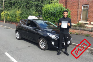 Another Pass with JSM Driving