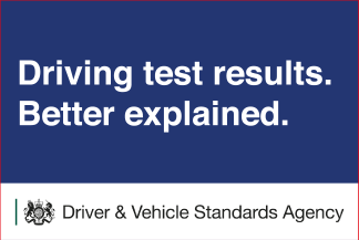 Driving test results explained